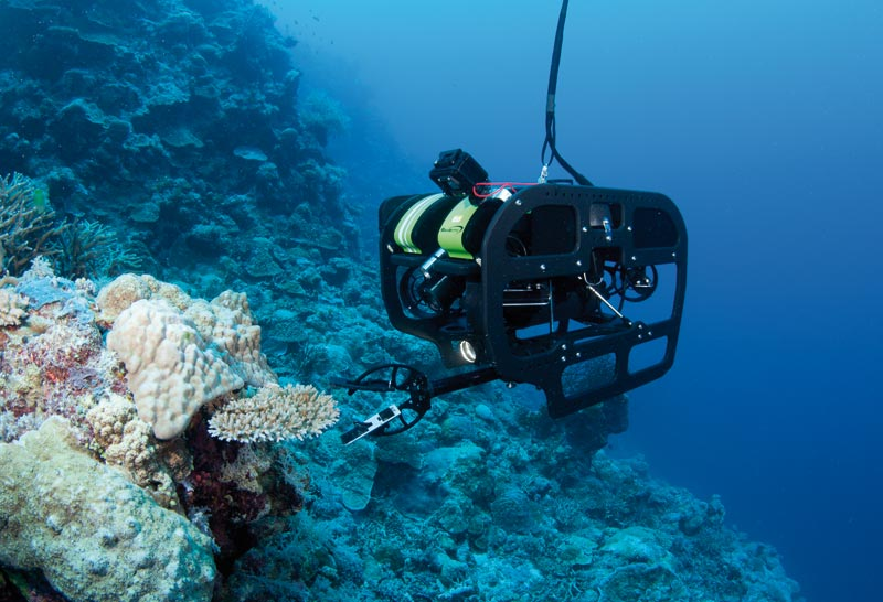 the effect of remotely operated vehicles to human and science Witricity brings wireless power to  the witricity technology interacts only very weakly with the human  the remotely-operated undersea vehicles employed in.