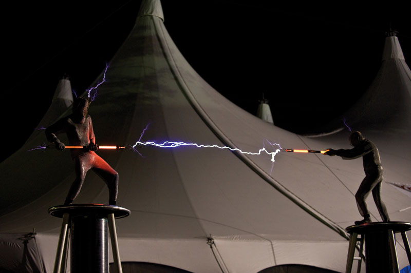 The Lords of Lightning | Australasian Science Magazine