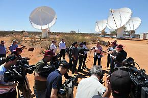 ASKAP launch
