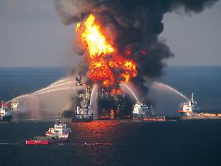 Scientists could never have justified dumping more than 500,000 tonnes of methane into the ocean to study the effects of climate change on deep-sea habitats, but they didn't have to – Deepwater Horizon did it for them.