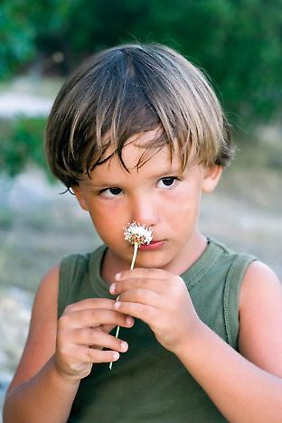 Smell and taste disorders compromise the health of children.