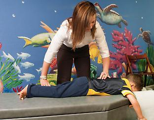Paediatric patients form a significant part of chiropractic care.