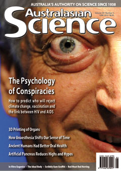 June 2013 cover