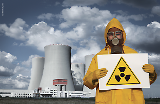 Misplaced fear of radiation and accidents is impacting our response to climate d