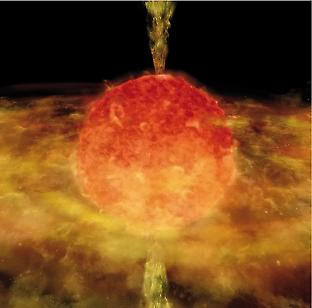 BP Piscium may provide clues about the formation of exoplanets.