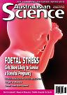 Australasian Science cover November 2010